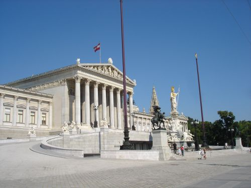 Parlament © Bundessache